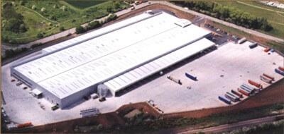Pallex Distribution Hub, Leicester 2