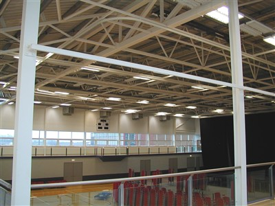 Sports Hall Caerleon College Newport Morgans Of Usk