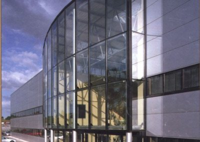 Pallex Distribution Hub, Leicester