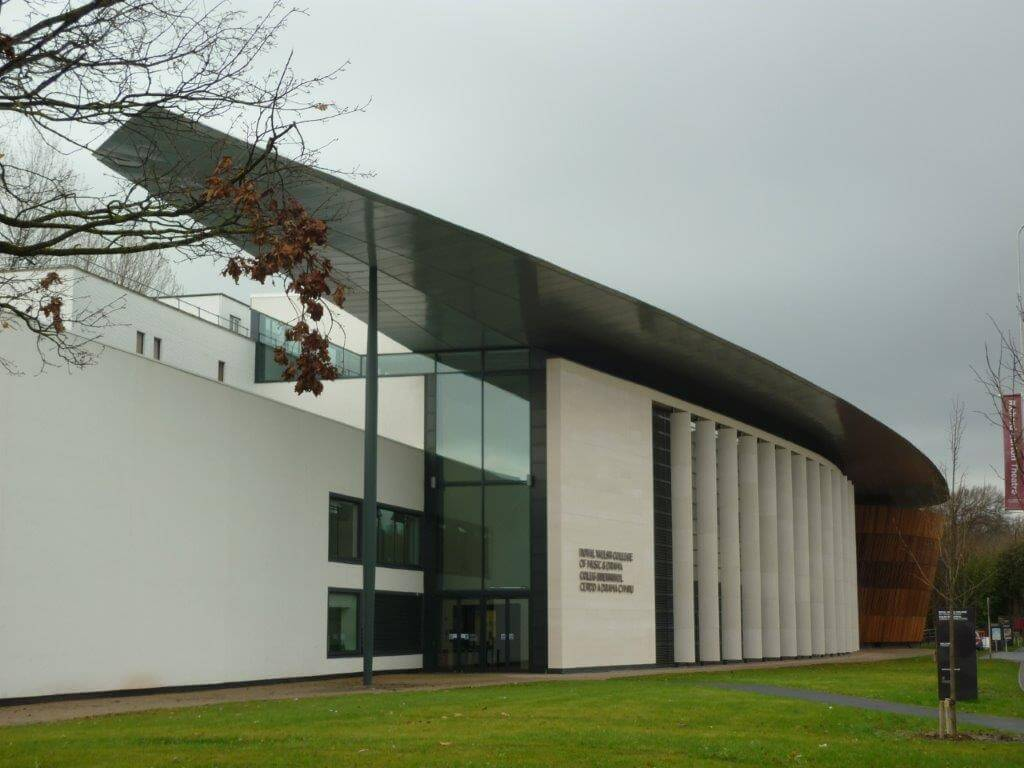 Royal Welsh College of Music & Drama, Cardiff